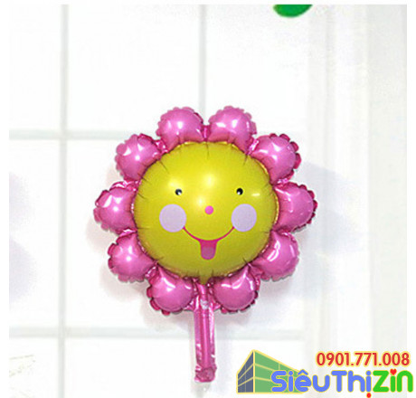 Bóng trang trí hình hoa mặt trời