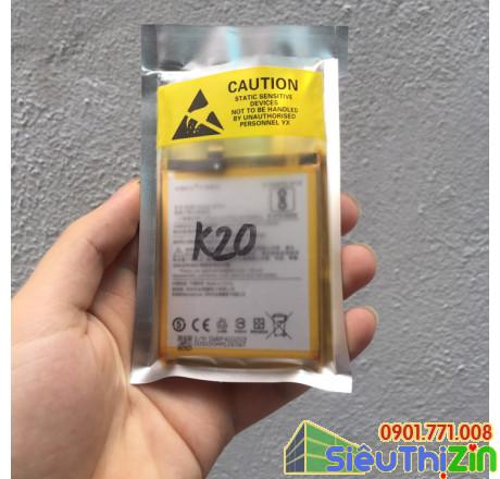 thay pin dung lượng cao xiaomi redmi k20 bp40