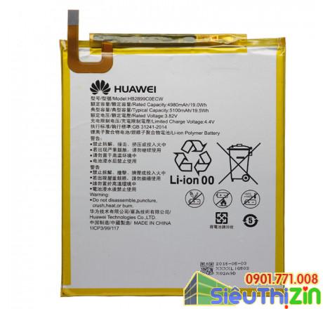 thay pin huawei mediapad t5 10 inch, huawei ags2-l09 2