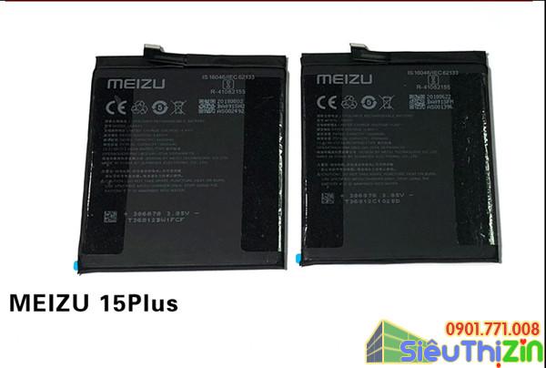 thay pin điện thoại meizu 15 plus chính hãng