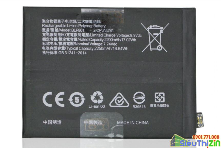 thay pin điện thoại oneplus 9 pro chính hãng