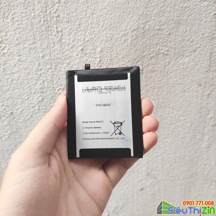 pin điện thoại wiko u pulse chính hãng 1