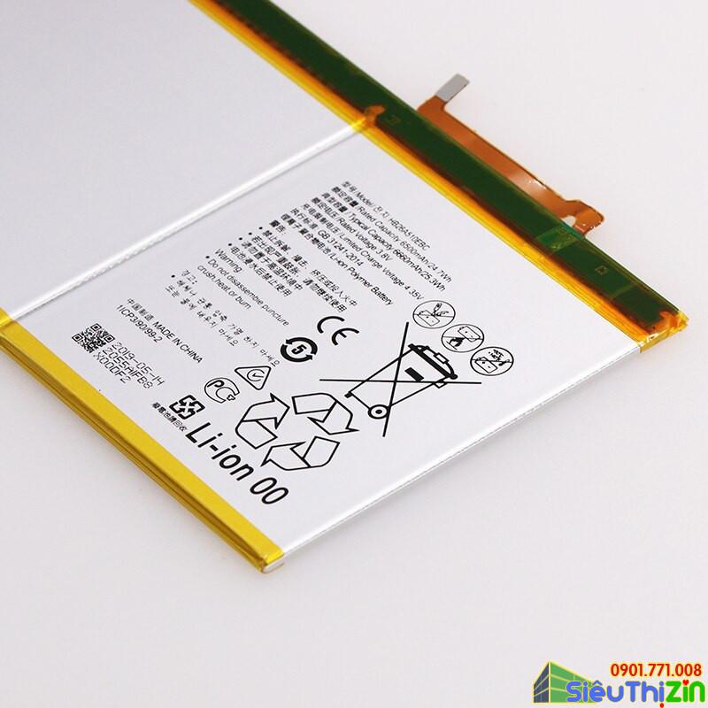 thay pin huawei mediapad m3 lite 10 inch chính hãng