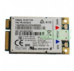 IBM Thinkpad wwan 3G F3507G
