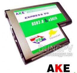 Express card to esata + usb 3.0 v1