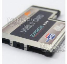 Expresscard 54mm to usb 2.0 AKE
