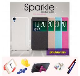 Bao da HTC desire 820 Nillkin Sparkle