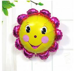 Bóng trang trí hình hoa mặt trời to