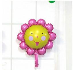 Bóng trang trí hình hoa mặt trời nhỏ