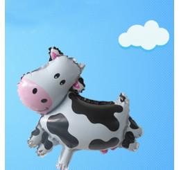 Bóng trang trí hình con bò sữa