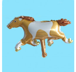 Bóng trang trí hình con ngựa