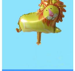 Bóng trang trí hình con sư tử