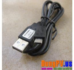 Cáp sạc Micro USB Lenovo CD-10 chính hãng