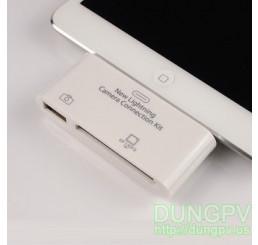 Đầu đọc thẻ CF cho iPad4, iPad mini