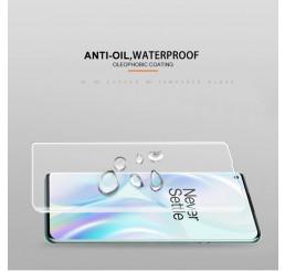 Kính cường lực Oneplus 8 Pro UV full keo chính hãng, dán màn hình uv oneplus 8 pro full màn