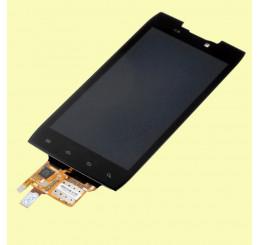 Nguyên khối màn hình cảm ứng + Lcd  Moto Motorola RAZR XT910 XT912
