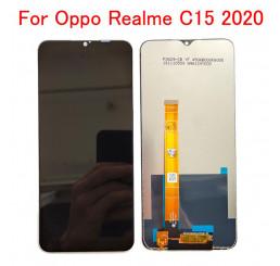 Mặt kính Realme c15, thay màn hình realme c15 giá rẻ
