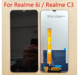Mặt kính Realme c3 giá rẻ, thay màn hình realme c3 chính hãng