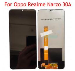 Thay mặt kính realme narzo 30a, thay màn hình realme narzo 30a chính hãng