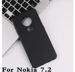 Ốp lưng nokia 7.2 silicon, ốp điện thoại nokia 7.2 dẻo