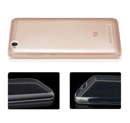Ốp lưng Xiaomi Redmi 5 silicone trong suốt