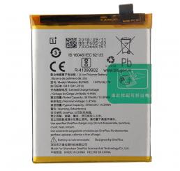 Pin điện thoại Oneplus 6t chính hãng, thay pin oneplus 6t tại hà nội