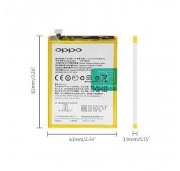 Pin điện thoại Oppo F3 A77 chính hãng, thay pin oppo f3