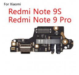 Thay chân sạc xiaomi redmi note 9s chính hãng, cáp bo sạc redmi note 9s