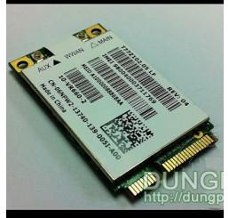 Dell™ Wireless 5620 Gobi2000 wwan 3G
