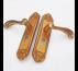 khóa cửa tay gạt màu vàng đồng, hợp kim nhôm 1